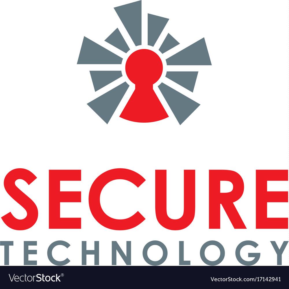 Security technology logo