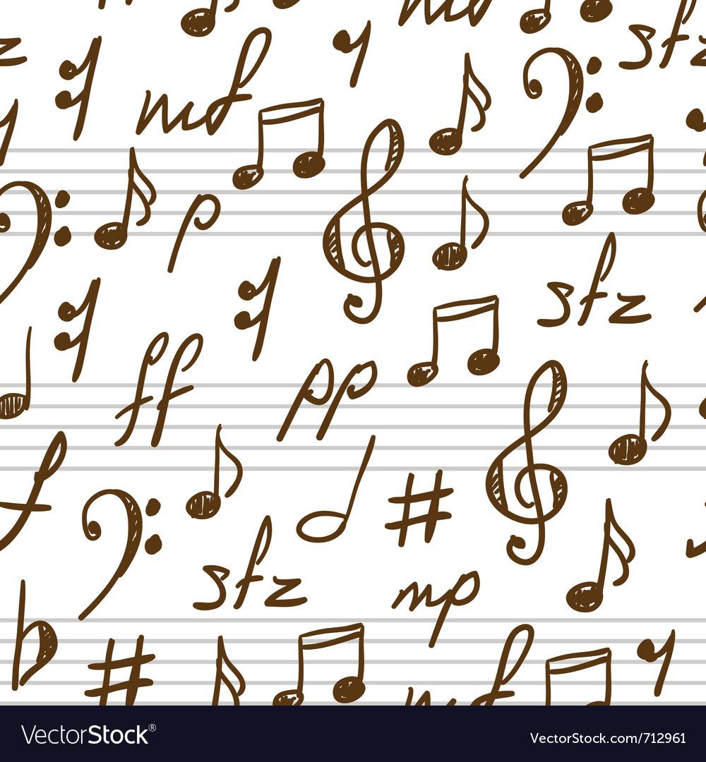 music patterns