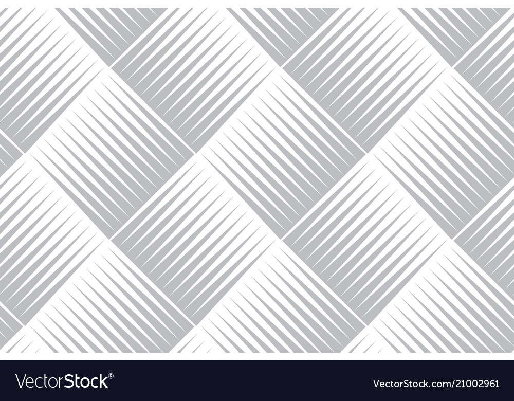 Rhombus and lines geometric seamless pattern