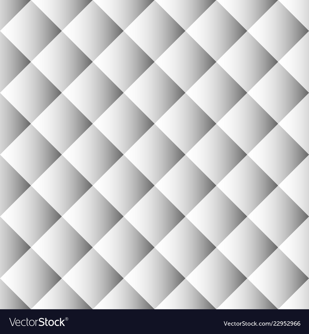 White Sofa Seamless Pattern Royalty Free Vector Image