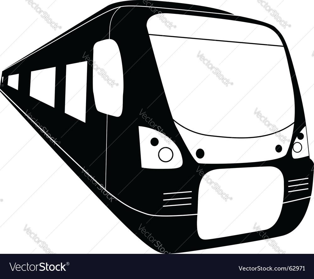 train royalty free vector image vectorstock rh vectorstock com train vector train vector