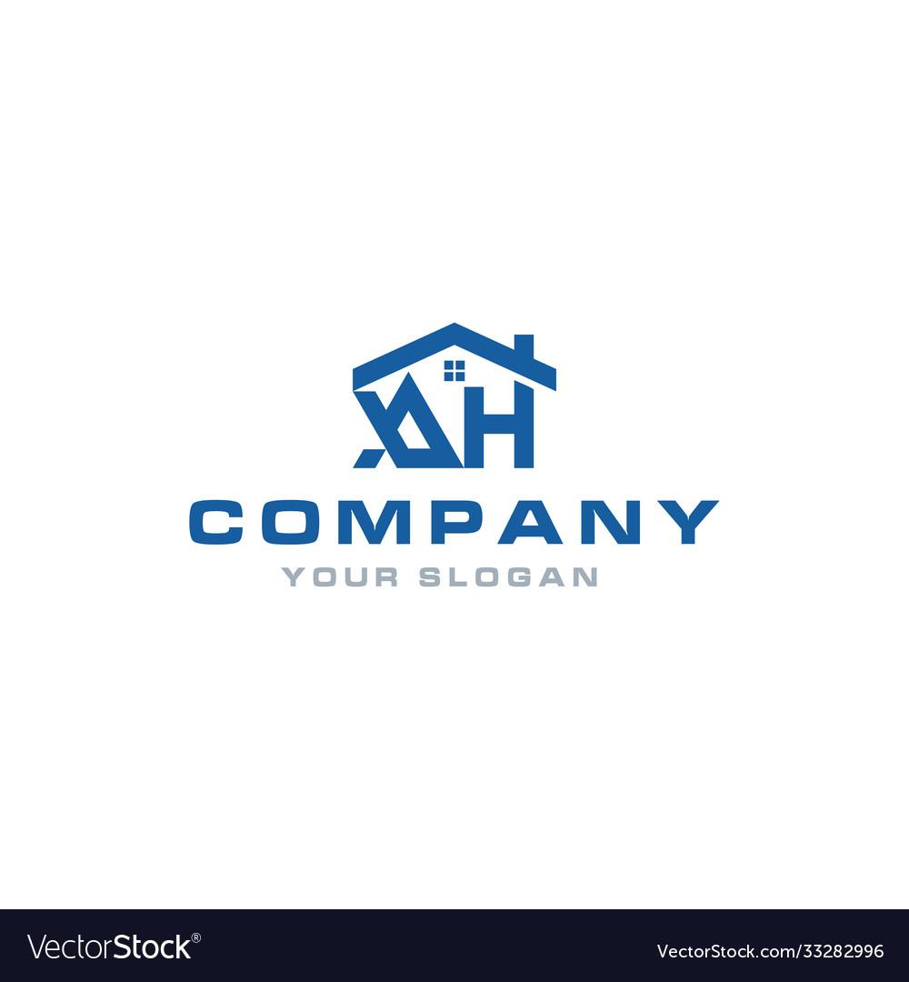 Ah home logo design inspiration