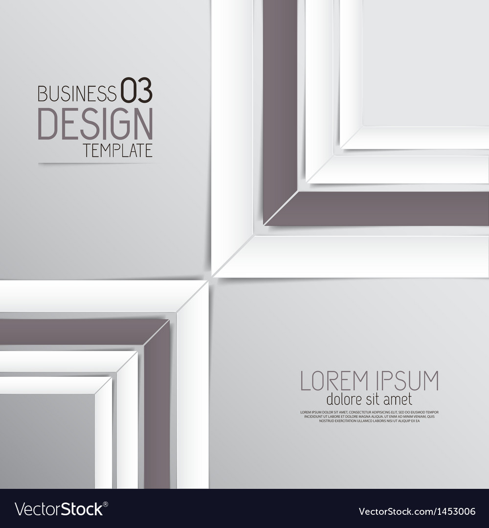 Abstract business design 3