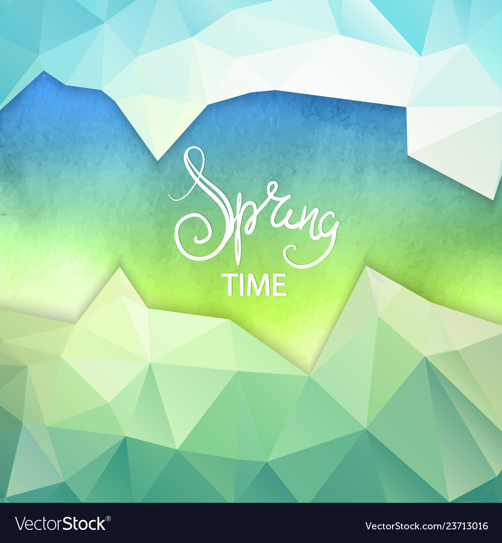 Beautiful spring background texture