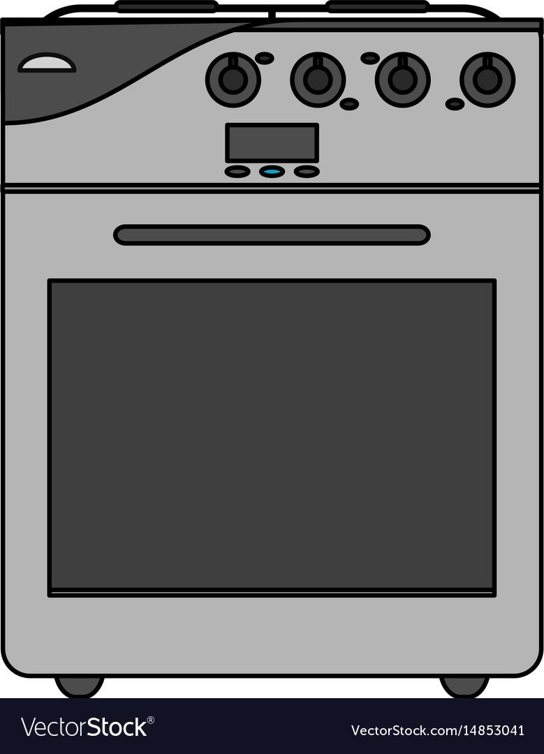 Cartoon Electric Cooker ~ Cartoon oven pixshark images galleries with a