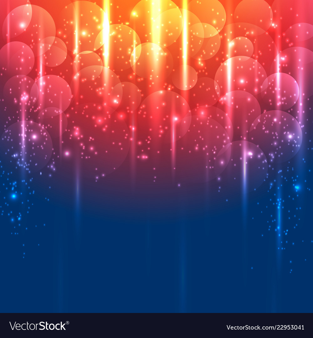 Light gold and blue abstract background