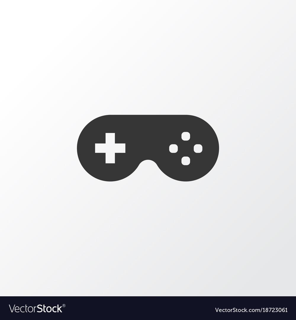 Game Icon Symbol Premium Quality Isolated