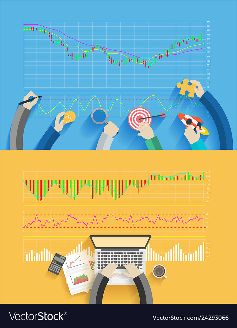 Stock analysis business success creative ideas