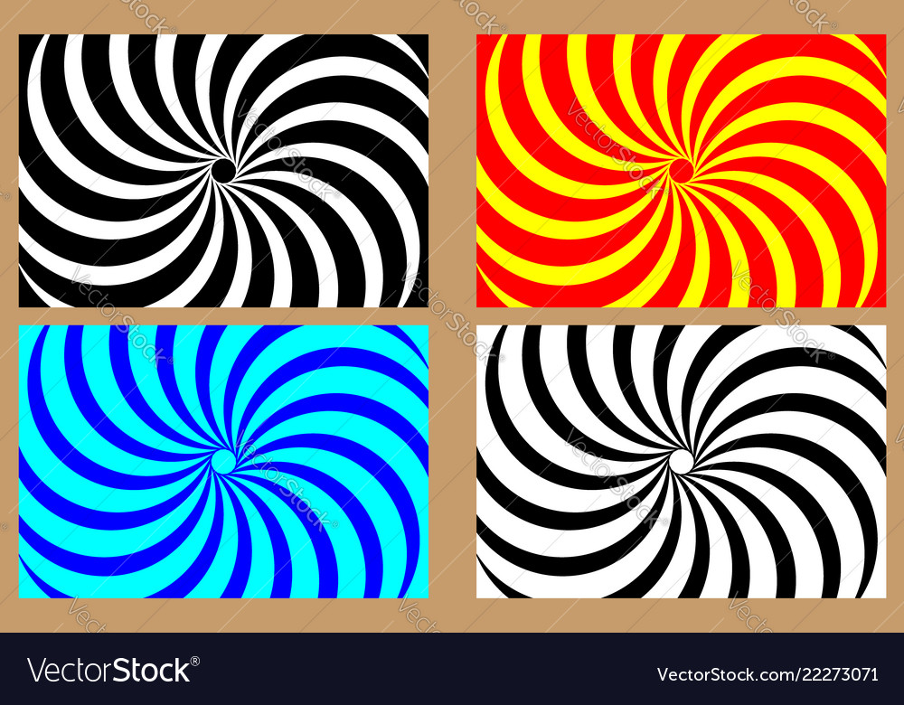 Abstract rays - striped background