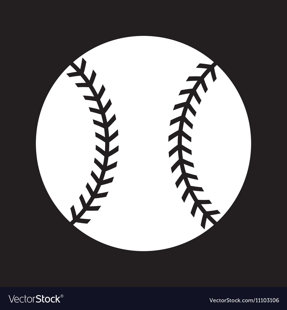 Baseball cartoon design