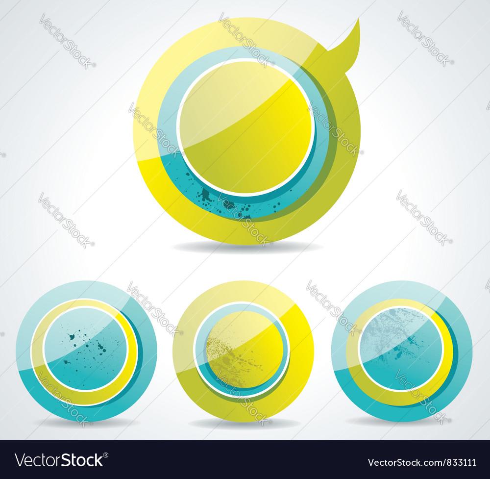 Chat Bubbles vector image