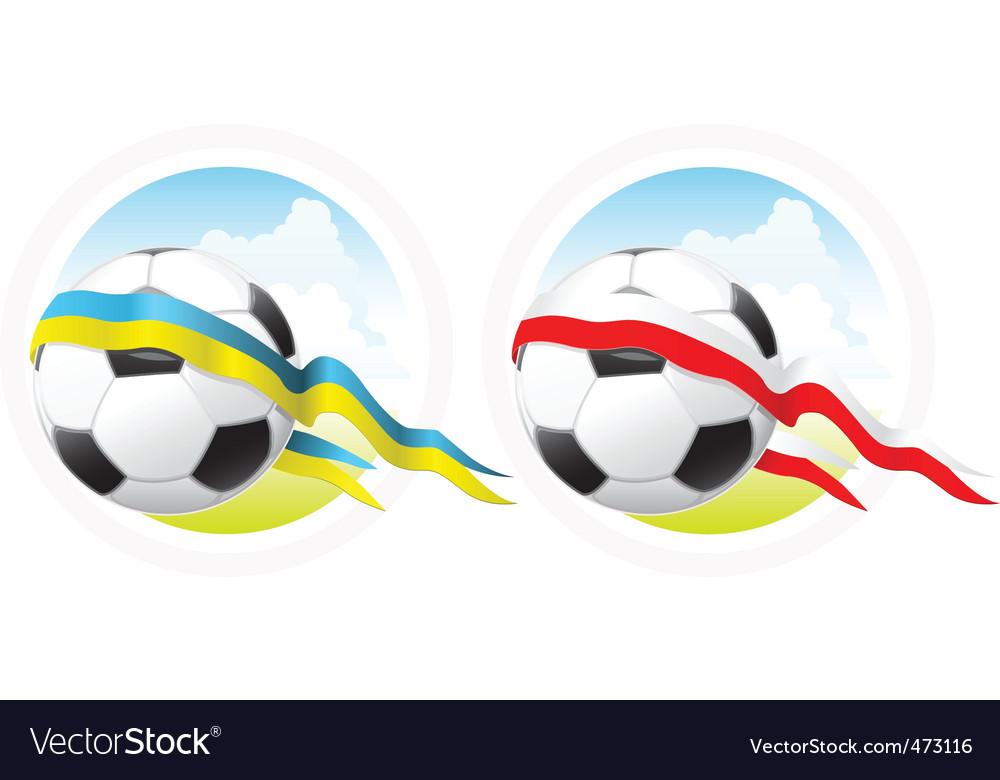 Euro 2012 soccer emblem
