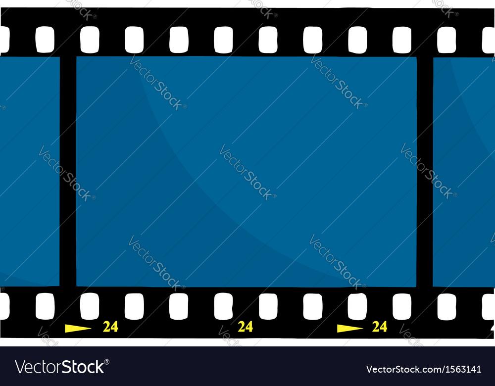 Cartoon film reel