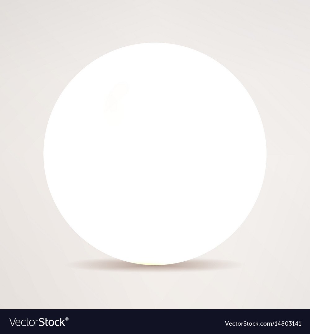 Realistic pearls isolated sphere shiny sea vector image