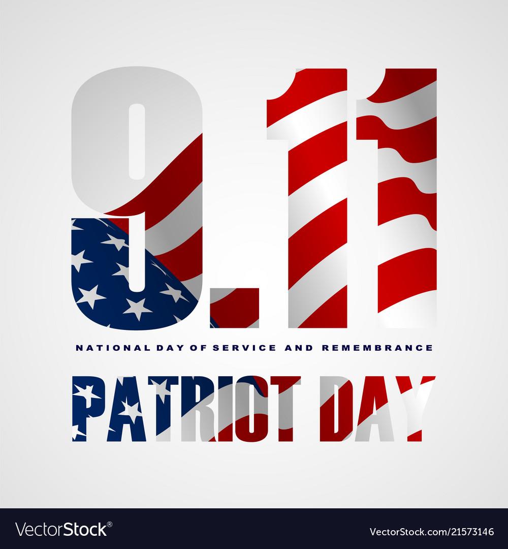 911 patriot day background patriot day september