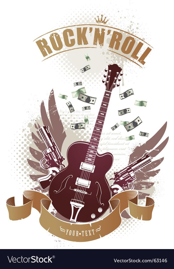 Rock n roll image