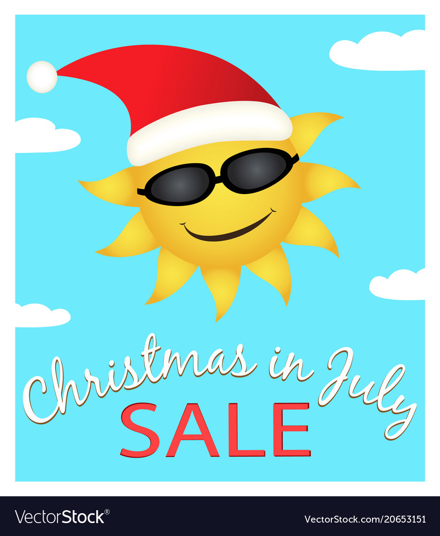 Christmas In July Clipart Free Download.Christmas In July Sale