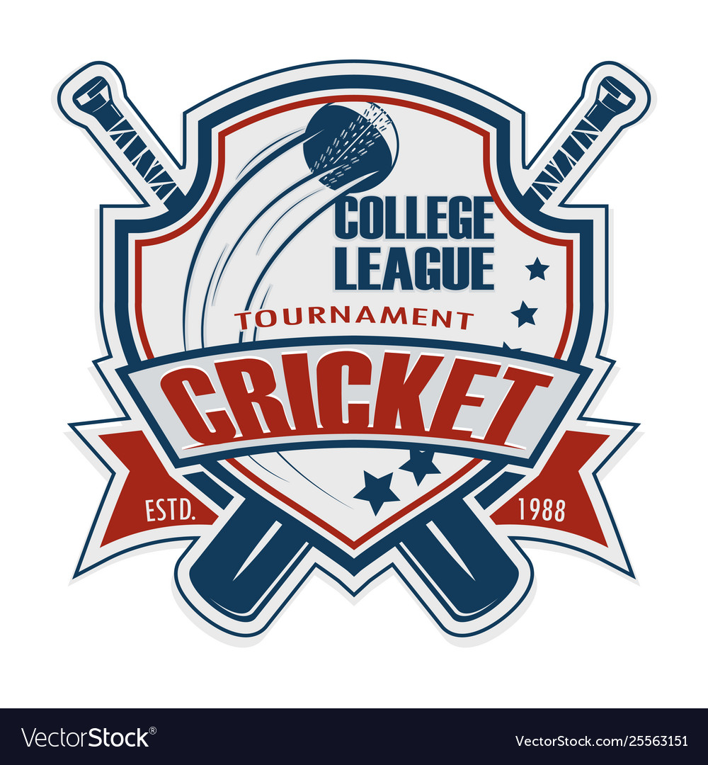 Cricket championship monochrome