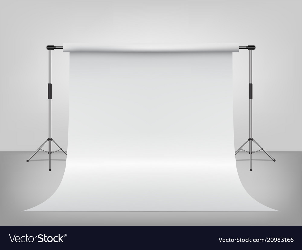 3d template for backdrop photography empty