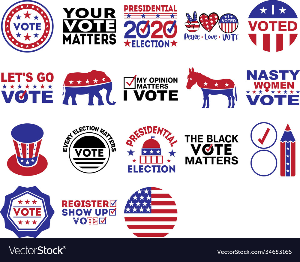 Collection election phrases slogans or quotes