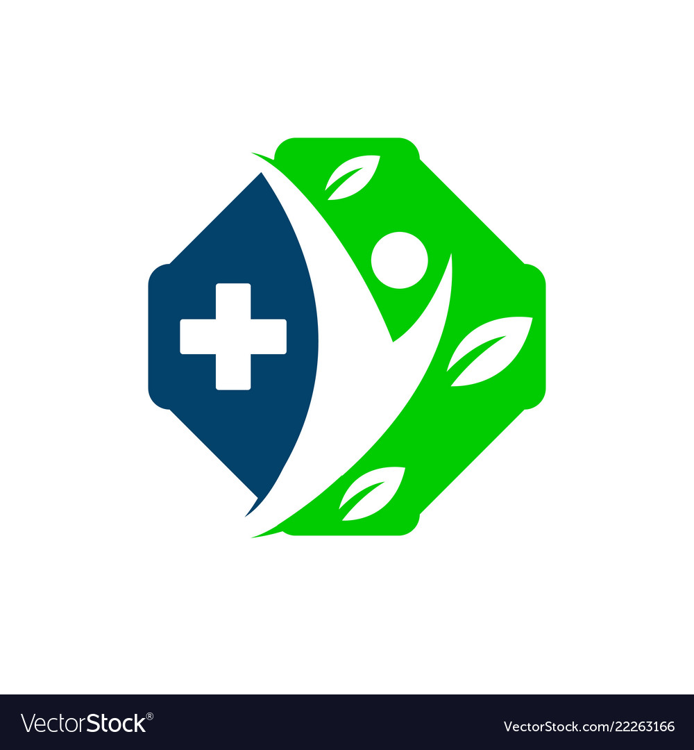Medical logo concept design