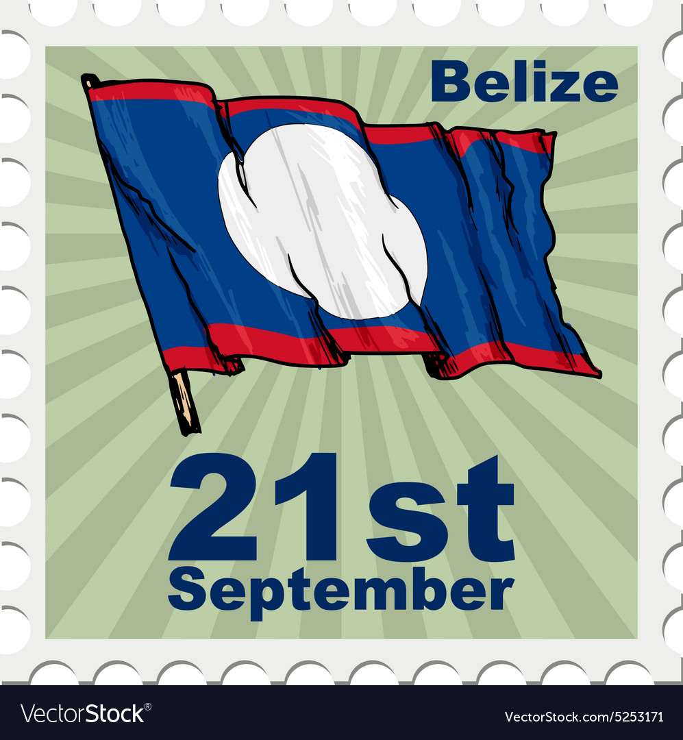 National day of Belize