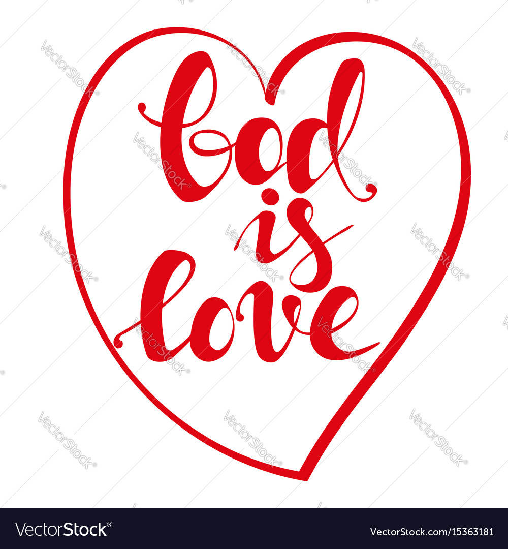 God Is Love Symbol Clipart Library