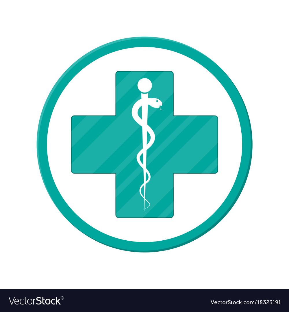 Symbol healthcare pharmacy drug store