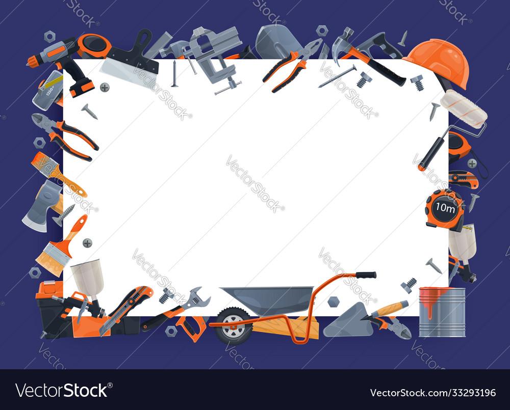 Building equipment construction repair work tools