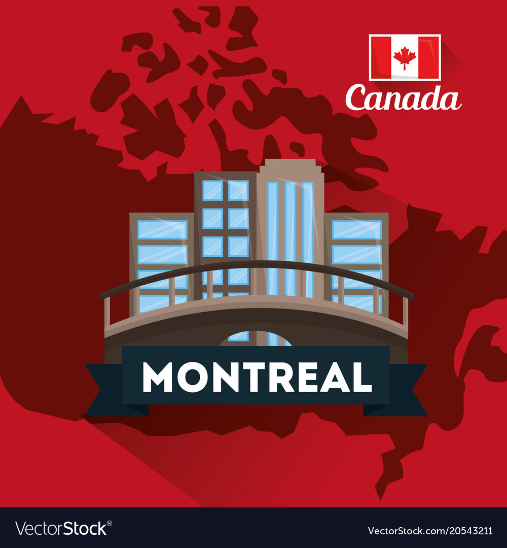 Canada country symbols