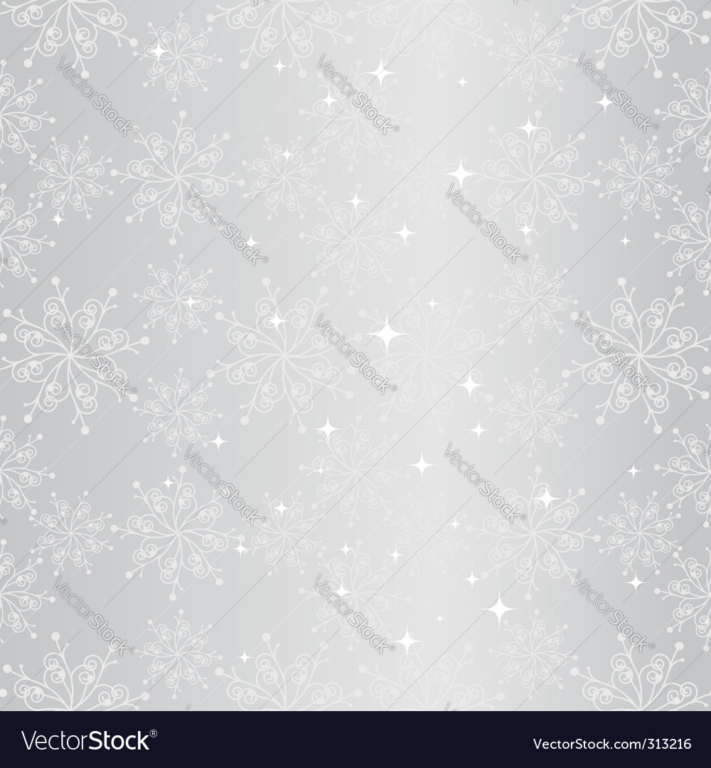 Xmas seamless pattern vector