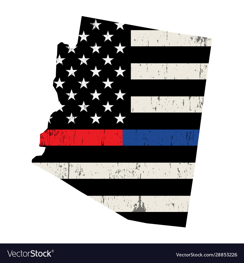 State arizona police and firefighter support