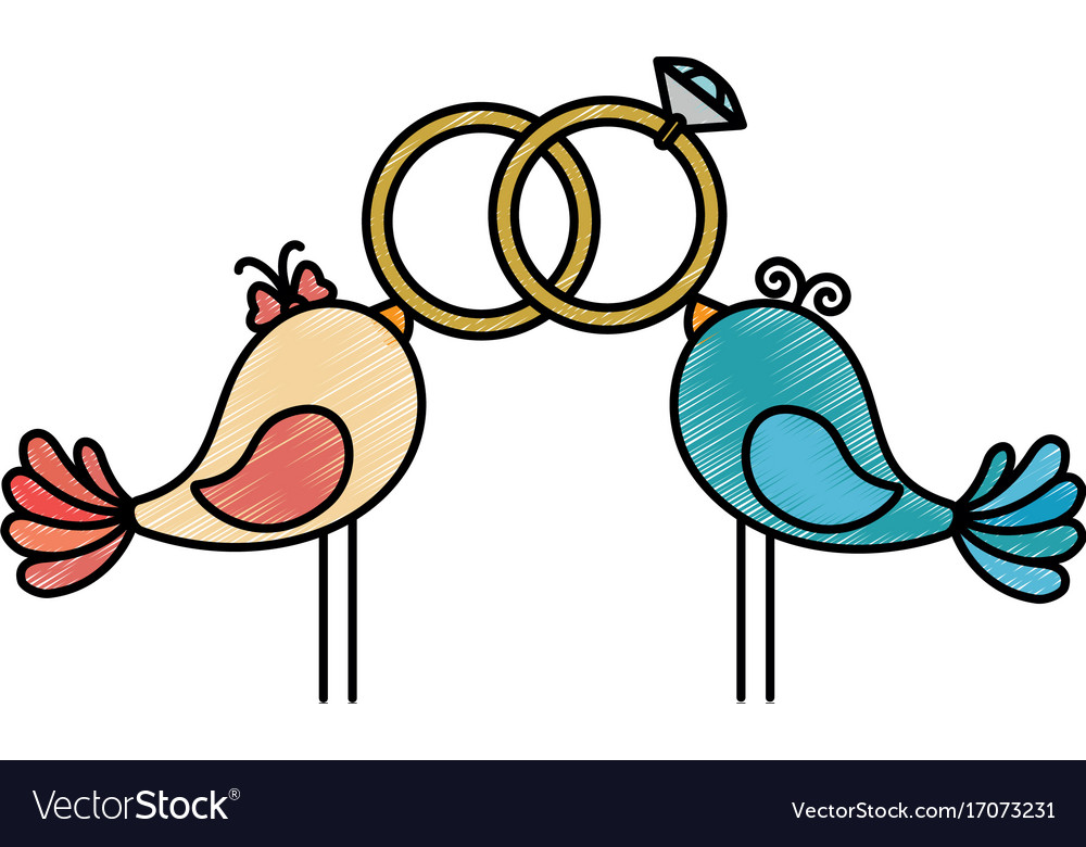 Cute couple of birdies