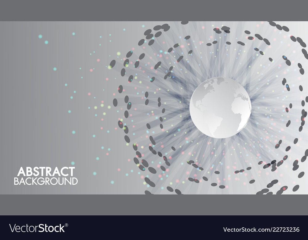 Abstract white and grey background steel pipe