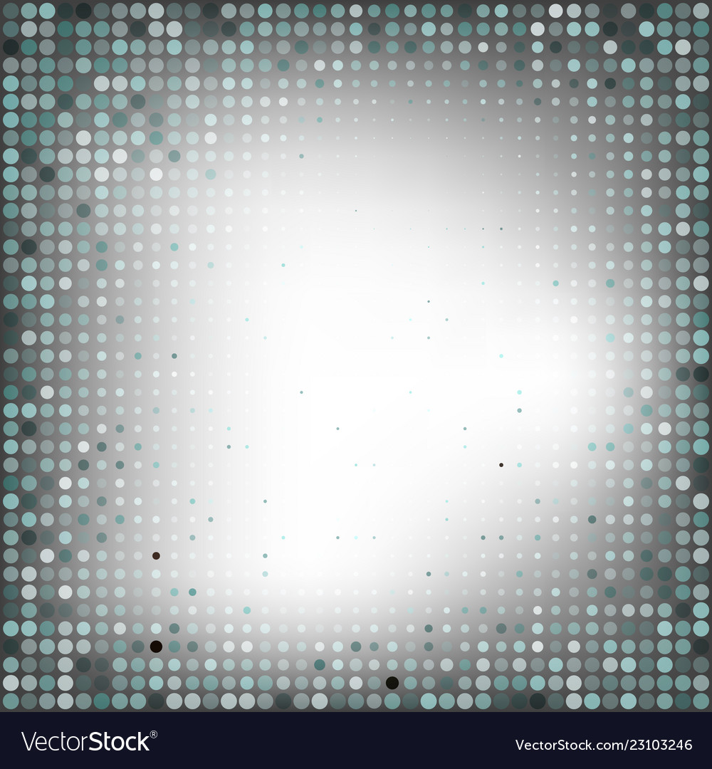 Colorful halftone backgroundhalftone dots frame