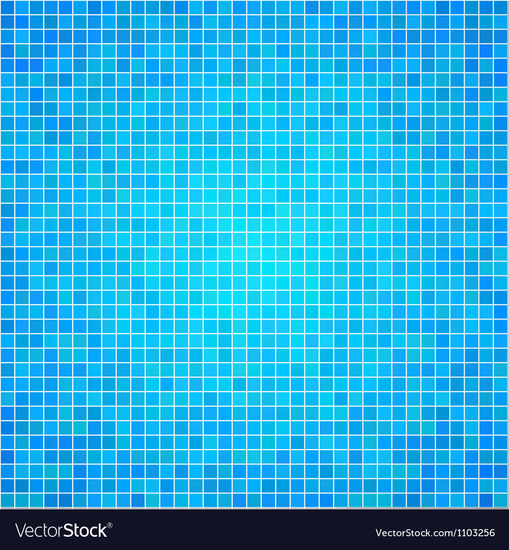 Texture of colorful mosaic vector image