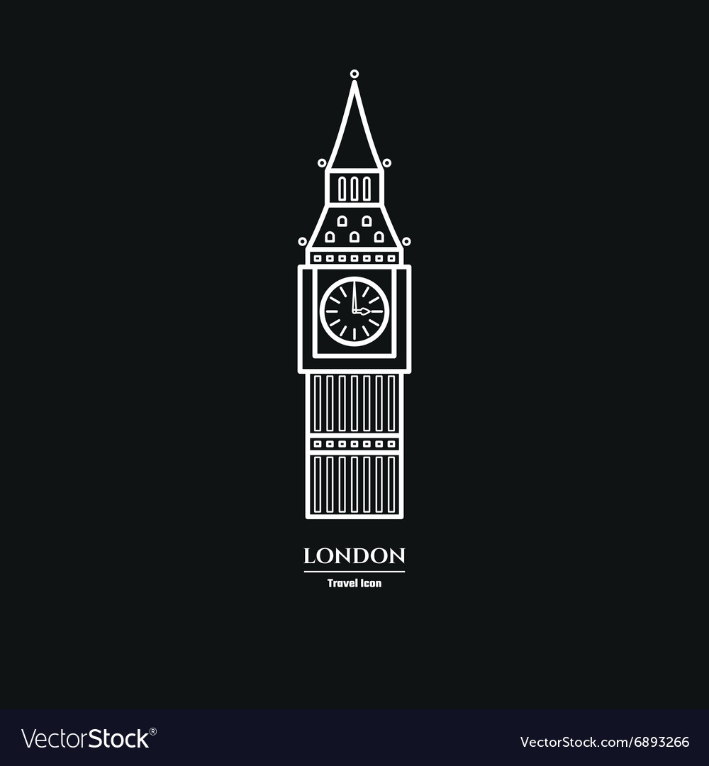 Big Ben Icon 1