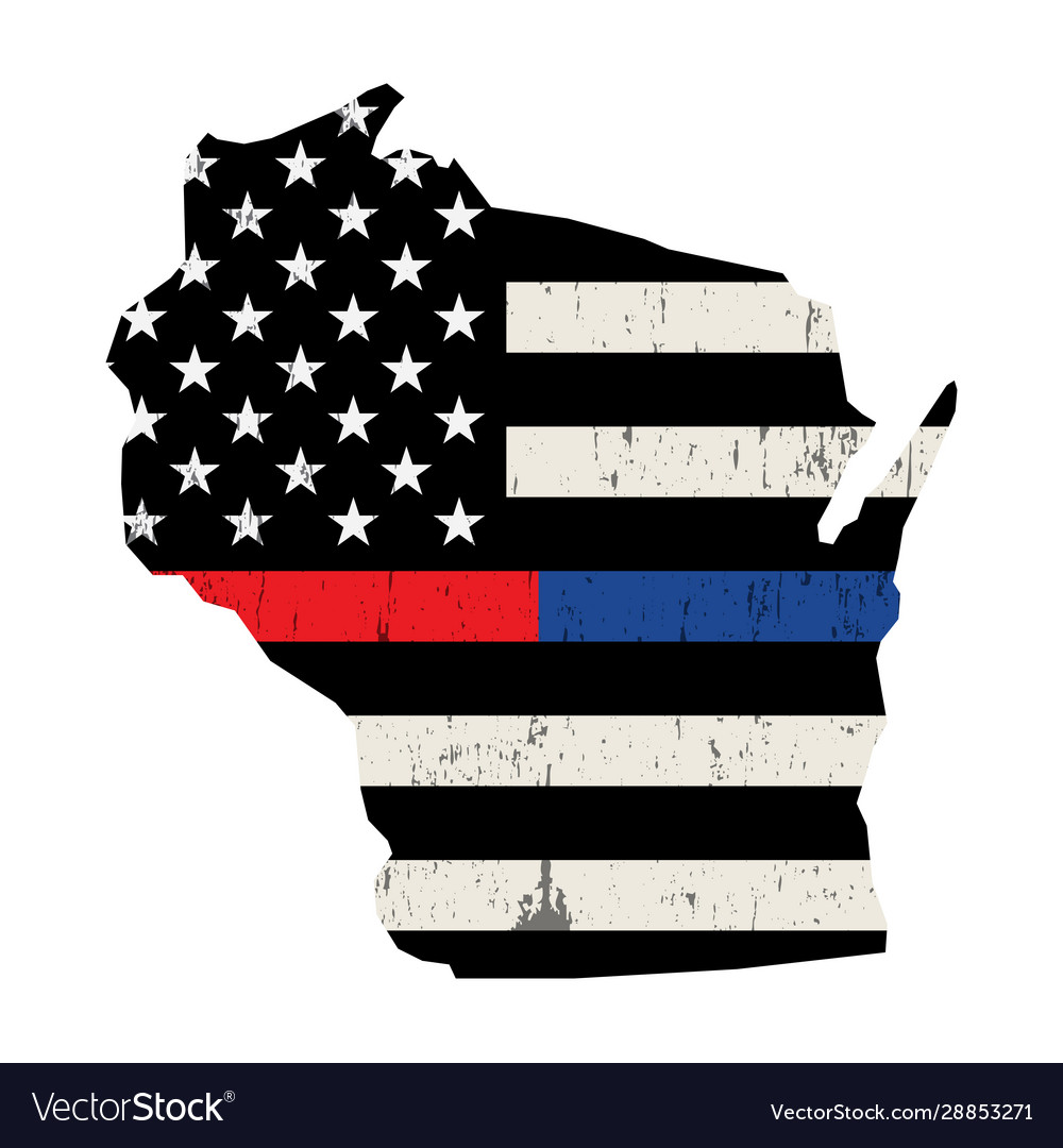 State wisconsin police and firefighter support