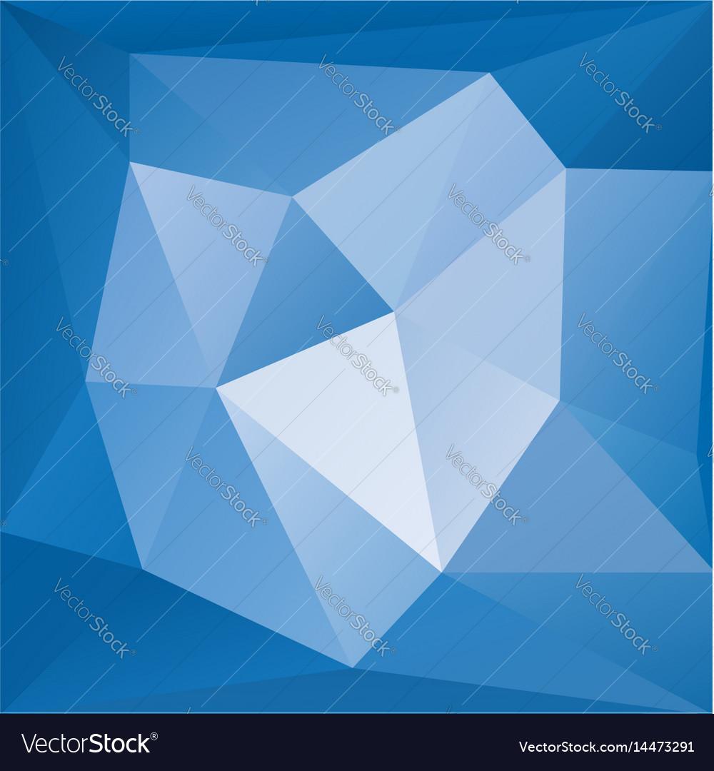 Blue fanstasy background