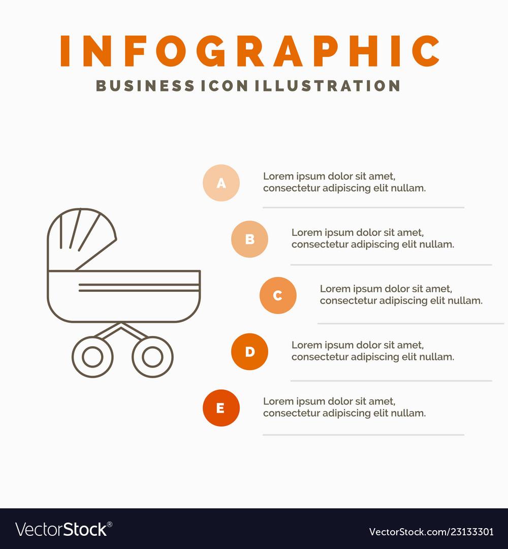 trolly-baby-kids-push-stroller-infograph
