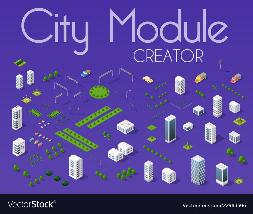 City module creator