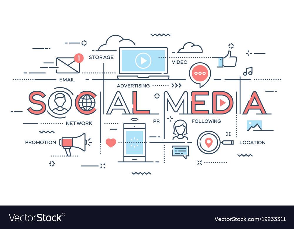 Social media network video marketing thin line