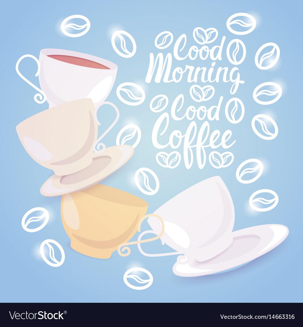 Coffee cup break breakfast drink beverage morning