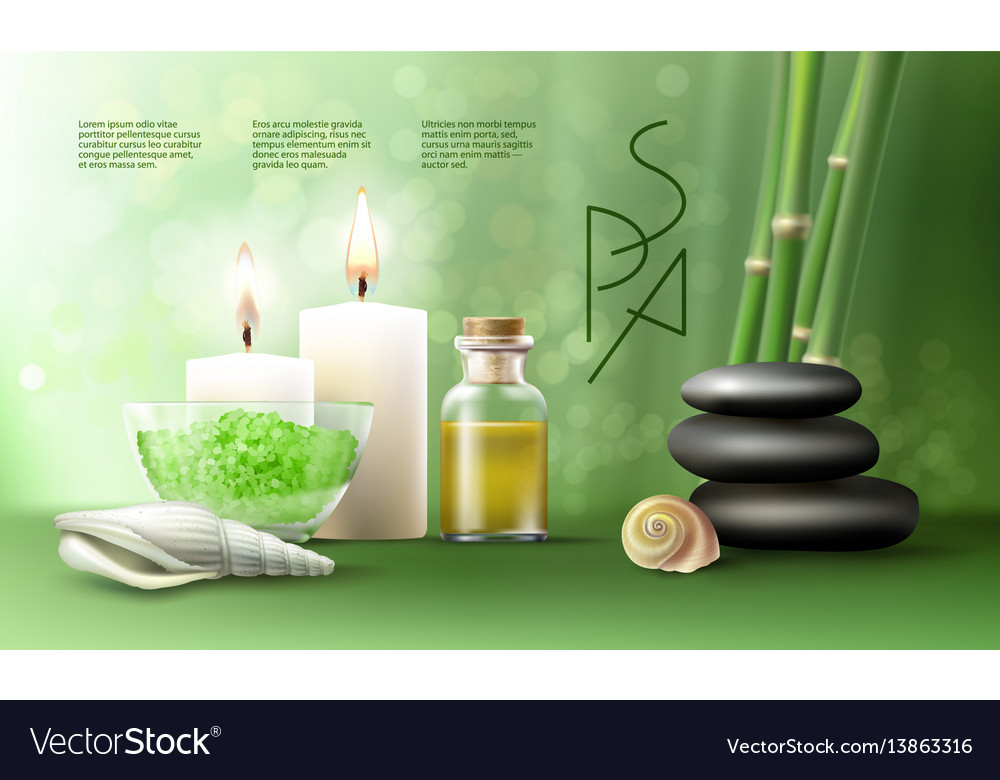 For spa treatments with