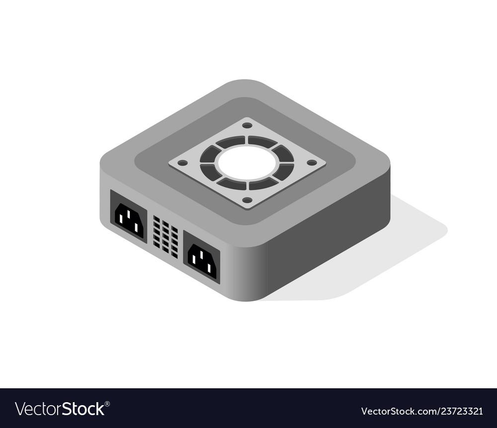 Computer power server