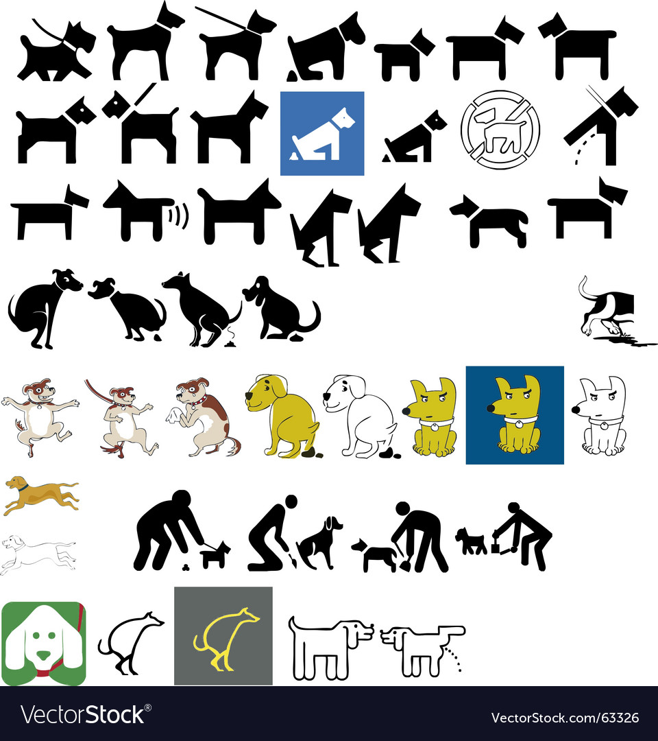 dog signs vector 63326 by smot dog signs 380x400