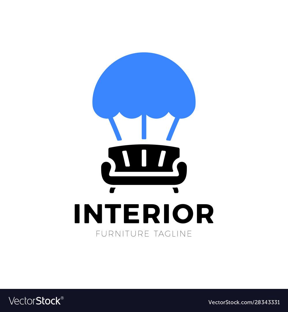 Interior sofa and parachute furniture business