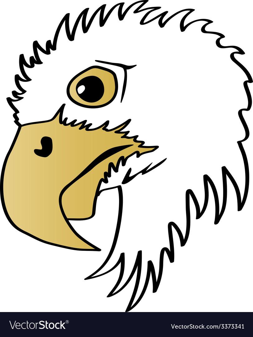 Eagle Head Profile