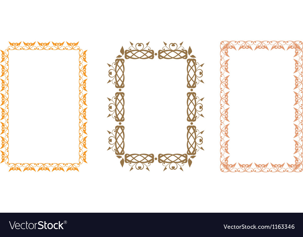 Slavic frame