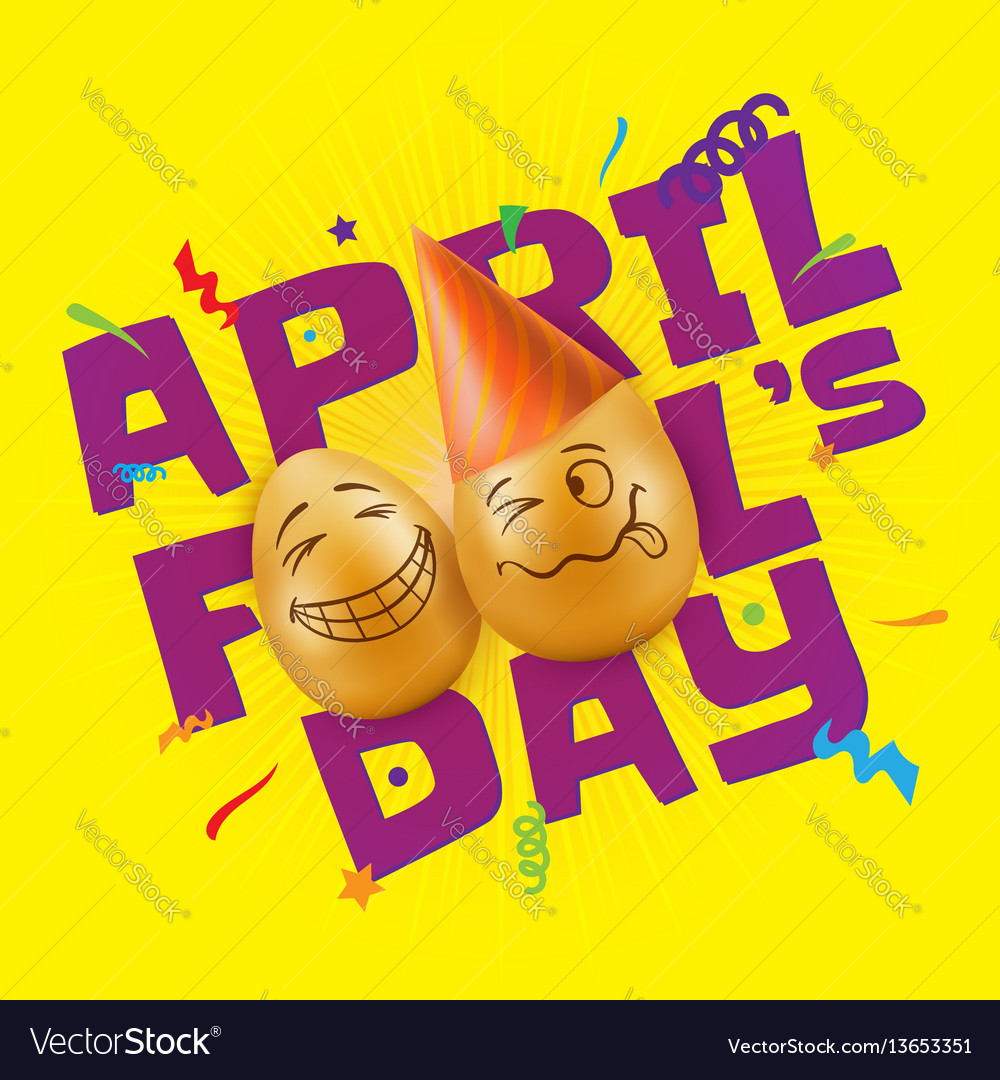 To april fools day